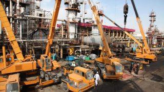 تعمیرات اساسی-اورهال پالایشگاه نفت تهران