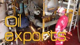 از-طپق-نفتی-تا-عمل-قلب-باز-روی-سکو-و-صادرات-نفت