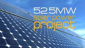 پروژه-انرژی-خورشیدی-۵۲.۵-مگاواتی