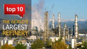 ده پالایشگاه بزرگ نفت در جهان