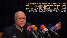 A-different-report-from-the-oil-minister's-news-conference