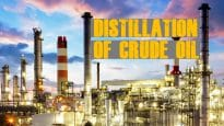 Distillation-of-crude-oil