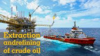 Extraction-and-refining-of-crude-oil