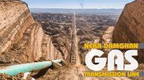 Neka-Damghan-gas-transmission-line