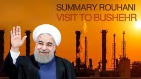 Summary-Rouhani's-visit-to-Bushehr