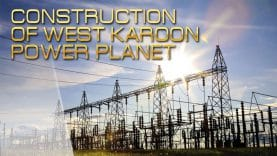 construction-of-west-karoon-power-planet