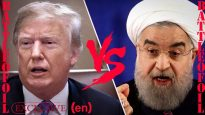 Rouhani vs trump