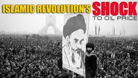 Islamic Revolutions shock to Oil Price