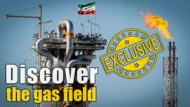 discover the gas field
