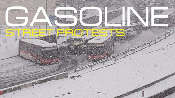 Street-protests
