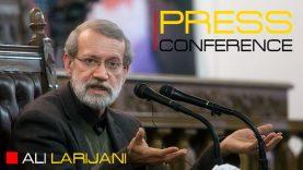 Ali-Larijani-Press-conference
