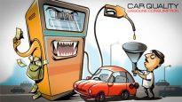 Gasoline-consumption-rate