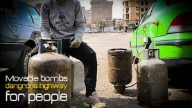 Movable-bombs,dangrous-highway-for-people