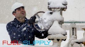 Fuel-supply