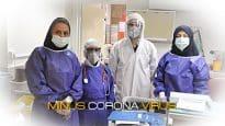 Minus-corona-virus