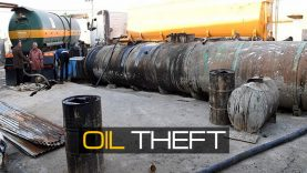 Oil-theft