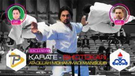 KarateAtaollahMohammadiMansoursite