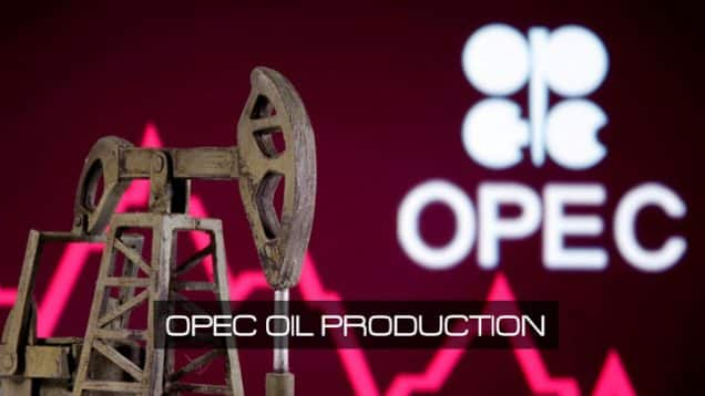 OPEC-oil-production